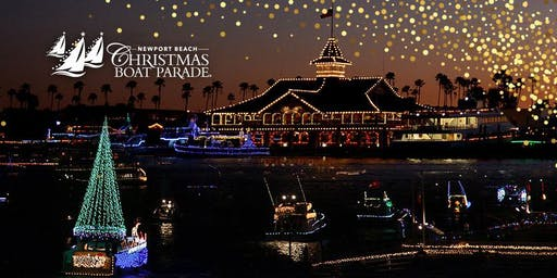15th Annual Usc At The Newport Beach Christmas Boat Parade
