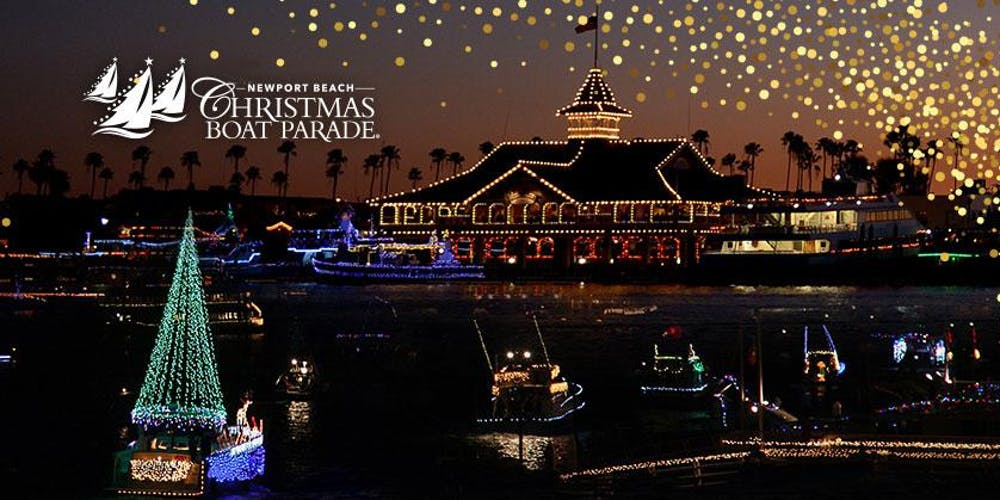 15th annual usc at the newport beach christmas boat parade tickets fri dec 21 2018 at 600 pm eventbrite