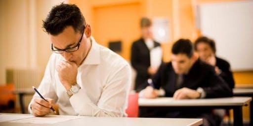 CPHD/C Exam: October 11th NYC