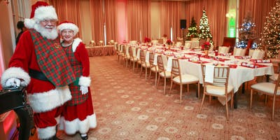 Lunch with Santa & Mrs. Claus - Tuesday, December 17, 2019