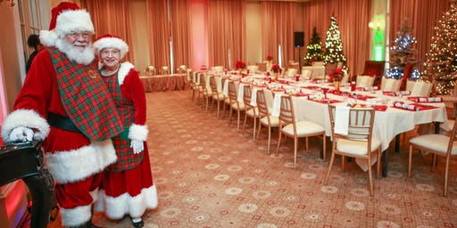 Lunch with Santa & Mrs. Claus - Wednesday, December 18, 2019
