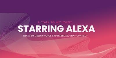 Starring Alexa: Train To Design Voice Experiences