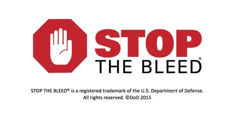 Stop the Bleed: Bleeding Control Basics Course tickets