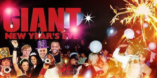 GIANT New Year's Eve 2020  OC Dance Party, Orange County, Singles & Couples, Anaheim Fullerton