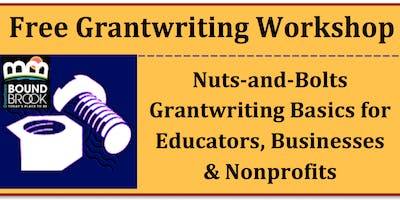 Grantwriting Basics for Educators, Businesses and Nonprofits