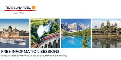 Travelmarvel Free Information Sessions