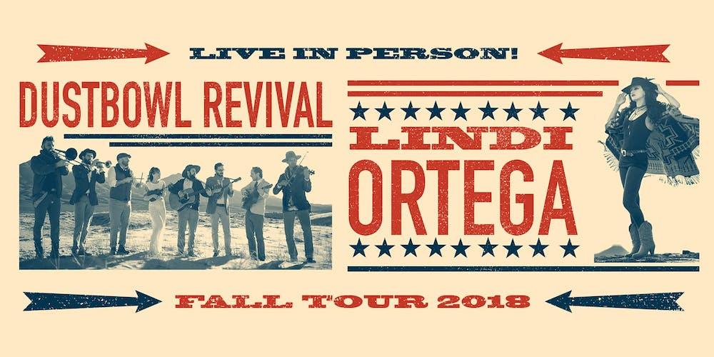 Dustbowl Revival And Lindi Ortega Tickets Sun Nov 4 2018 At 700