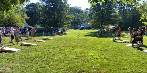 2019 Spring Hill Fall Festival CornHole Tournament