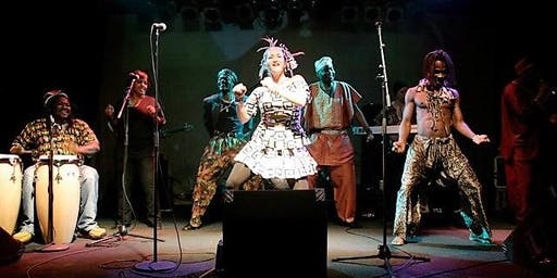 Afro-Jazz Dance