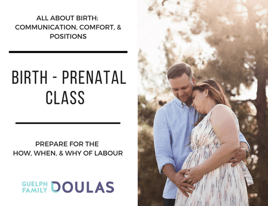 Birth Prep - Prenatal Class November 16 2018