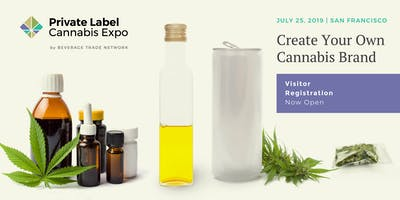 Private Label Cannabis Expo 2019 - Visitor Registration Portal