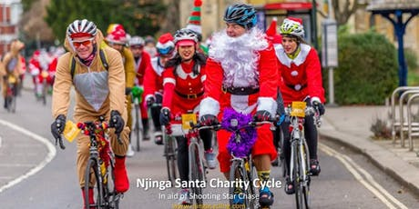 Njinga Santa Cycle - 7th December 2019 tickets