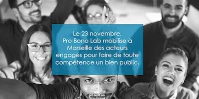 Matinale du 23 novembre - Pro Bono Lab organise, à Marseille, un événement pour promouvoir l\