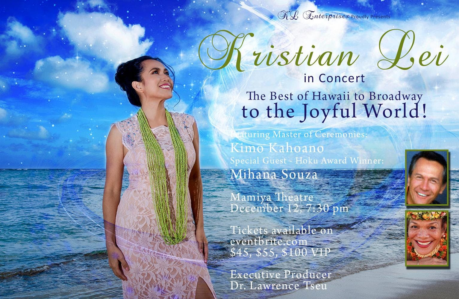 Kristian Lei in Concert: The Best of Hawaii t
