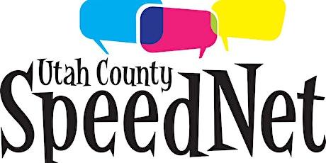 Utah County SpeedNet Event (2nd FRIDAYS) tickets