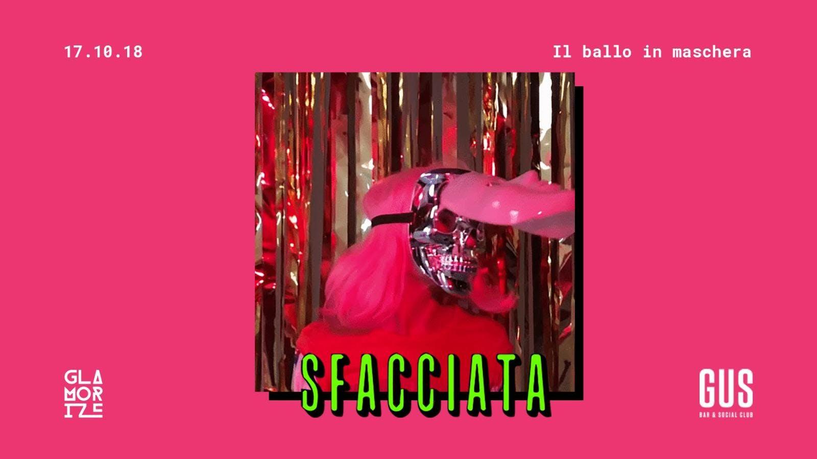 Sfacciata ★ Il ballo in maschera - by Glamori