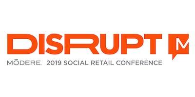 Modere Social Retail Conference (€) - prévente exceptionnelle