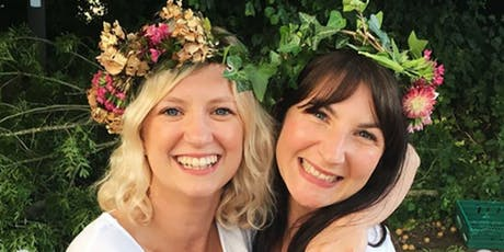 Festival Flower Crown Workshop tickets