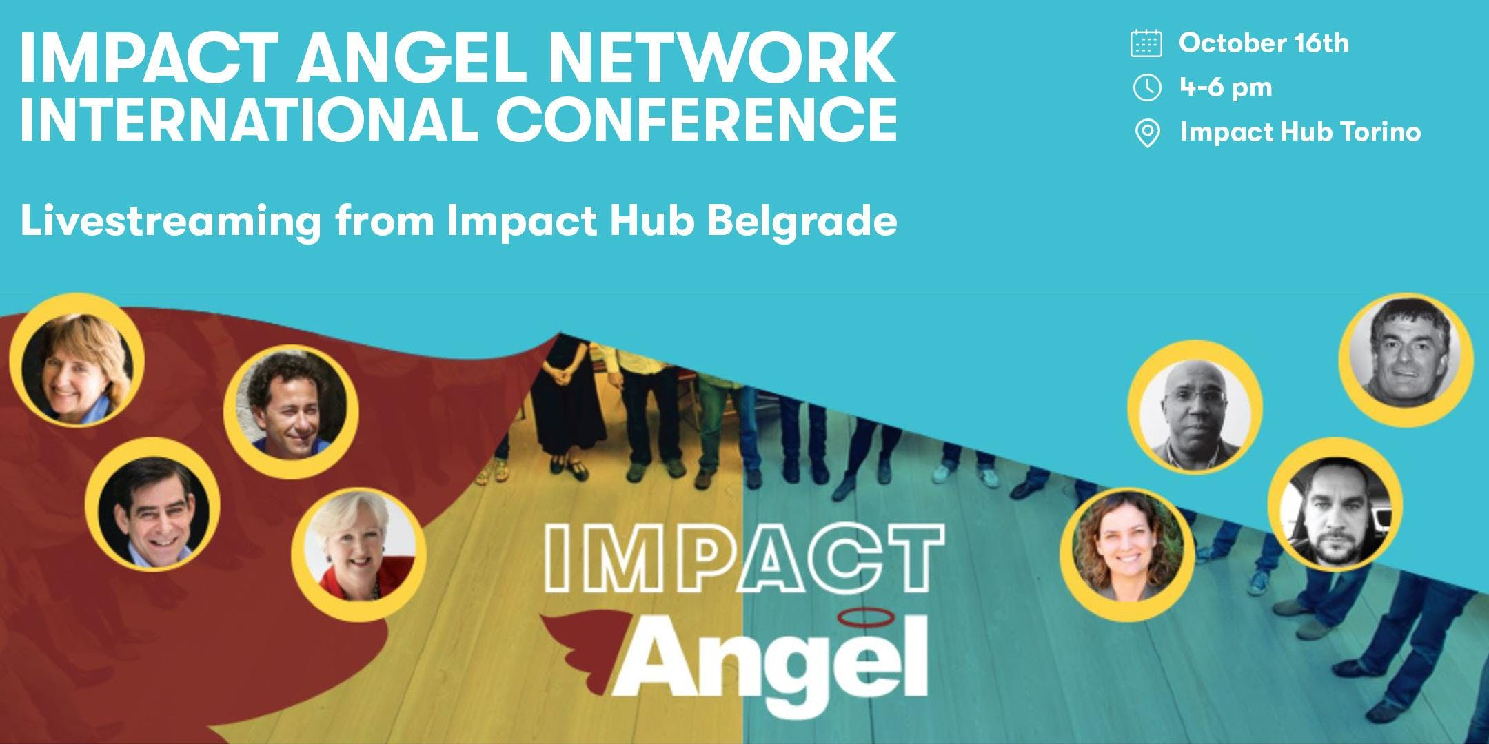 IMPACT ANGEL NETWORK | International Conferen
