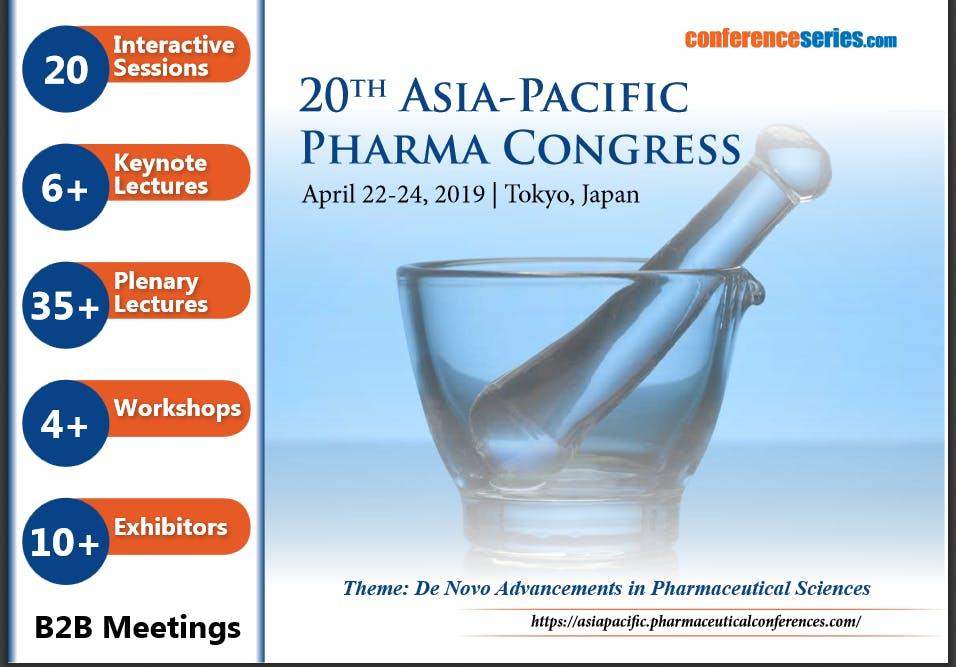 20th Asia-Pacific Pharma Congress (CSE)