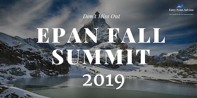 EPAN Advisor Fall Summit