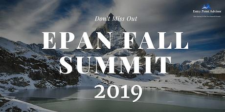 EPAN Advisor Fall Summit tickets