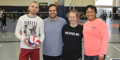 2/29 Coed Showdown - Coed 4v4 Indoor Volleyball Tournament