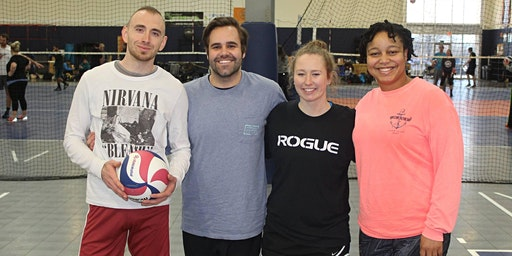 2/29 Coed Showdown - Coed 4v4 Indoor Volleyball Tournament
