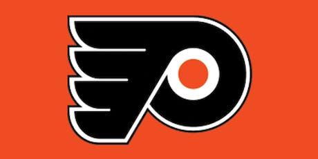 GMercyU Alumni at the Philadelphia Flyers  tickets