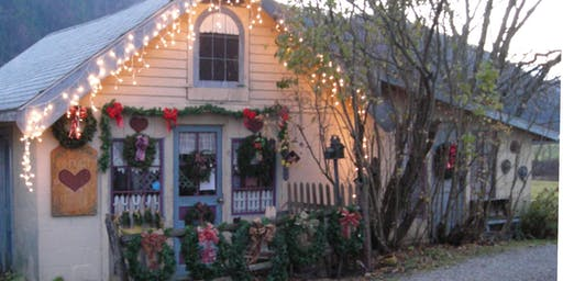 Open House during Christmas in Big Flats