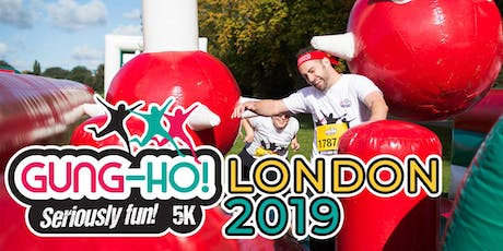 Gung-Ho! London 2019 tickets