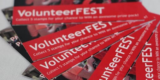September 2019 VolunteerFEST- Community Partner Table Registration