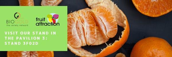 Fruit Attraction - Reunión con BIOGOLD EM