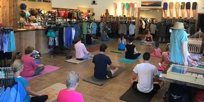 Free Yoga Class with Teddy Ward