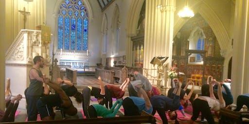 Yoga at St Stephen's