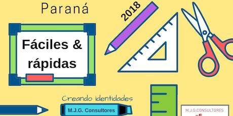 Taller de diseño de imágenes gráficas #Paraná entradas