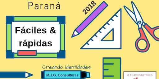 Taller de diseño de imágenes gráficas #Paraná