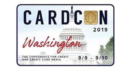 CardCon 2019: The Conference for Credit and Credit Card Media tickets