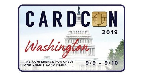 CardCon 2019: The Conference for Credit and Credit Card Media