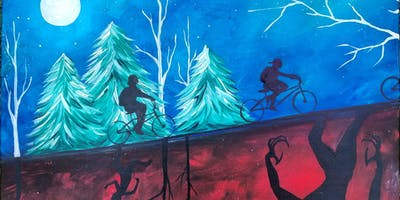 Stranger Things Paint And Pint Night West Palm Beach