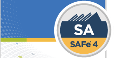 Leading SAFe 4.6 with SA certification exam (Weekend class)