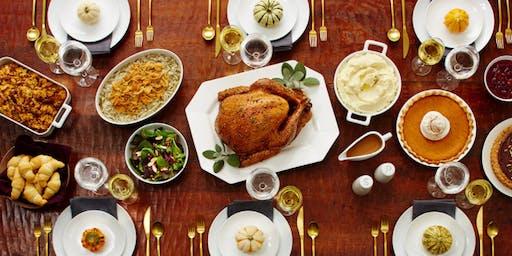 2019 Gymnazo Thanksgiving Potluck!