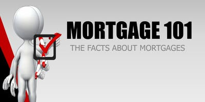 Free 3 hour Mortgage 101 CE class 11/15, with lunch provided