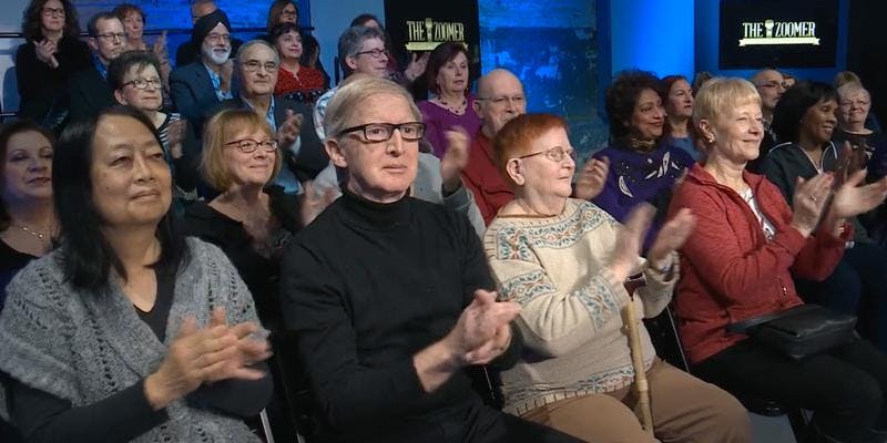Join Our Studio Audience for theZoomer on Oct
