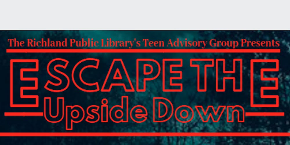 Image result for escape the upside down richland