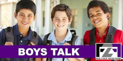 F2FYouthGroup: Boys Talk -EP