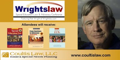 Wrightslaw Special Education Law & Advocacy Conference - Mulvane, KS
