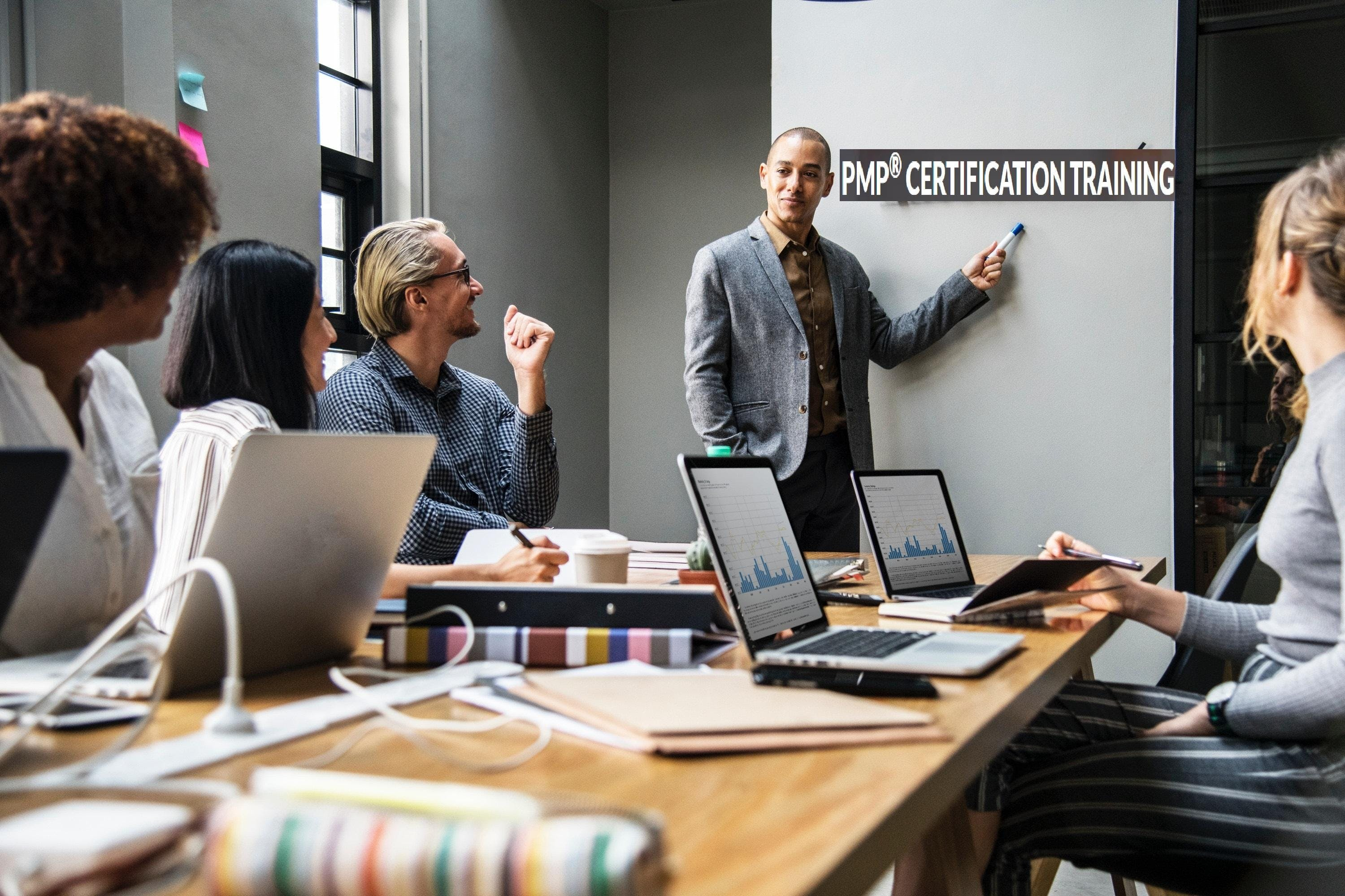 4 Day PMP Training Course in Somerville, MA