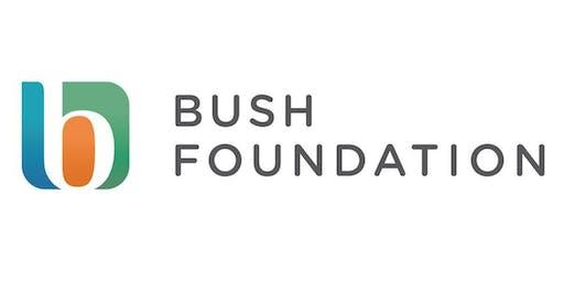 Bush Foundation – CC Cohort 2 2018 Convening October PAST
