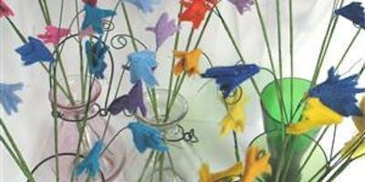 Flowers 'n' Felt Workshop